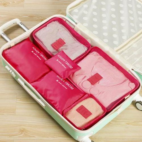 Clothes Packing Cube Organizer Bag