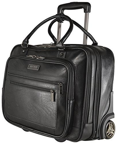 wheel fast double compartment zip