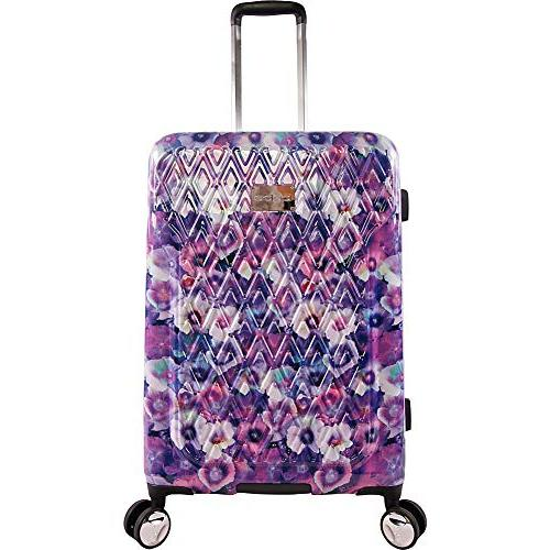BEBE Suitcase with Spinner Wheels,