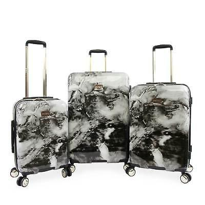 women s teresa 3pc spinner suitcase set