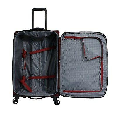 Ben Expandable Lightweight Luggage Set -