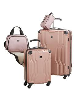 TAG LEGACY 4-PC. HARDSIDE SPINNER LUGGAGE SET GRAY