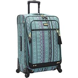 "NEW Steve Madden Legends Luggage 28"" Expandable Suitcase Wit"
