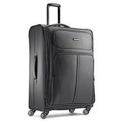 leverage lte expandable softside checked luggage