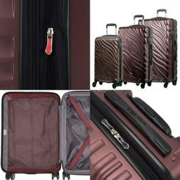 Delsey Paris Luggage Alexis 3-Piece Spinner Hardside Luggage