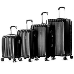 Luggage Journey Travel Set Hand Trolley Spinner Trip Cargo S
