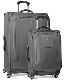 luggage maxlite3 2 piece expandable spinner set