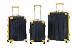 3 Piece Luggage Set, Navy