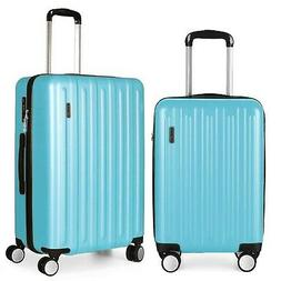 Luggage Sets 2 Piece Hard Shell with Spinner Wheels Tiffany