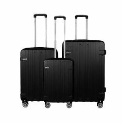luggage sets hard shell with spinner wheels