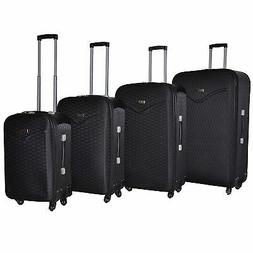 Luggage Sets On Sale Spinner 4 Piece Travel Sturdy It Heavy