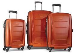 Samsonite Luggage Winfield 2 Fashion HS 3 Piece Set, Orange,