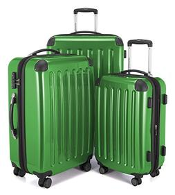 HAUPTSTADTKOFFER Luggages Sets Glossy Suitcase Sets Hardside