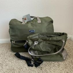 Joy Mangano Luggage Carryon Expandable Clothes It All Waterp