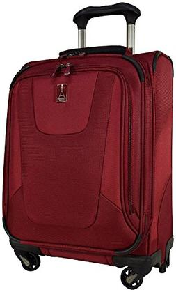 "Travelpro Maxlite 3 21"" Expandable Spinner Merlot Travel Bag"