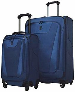 "Travelpro Maxlite 4 2 Piece set: Expandable 29"" and 21"" Spin"