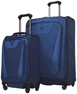 Travelpro Maxlite 4 Expandable Spinner 2 Piece Set , Blue