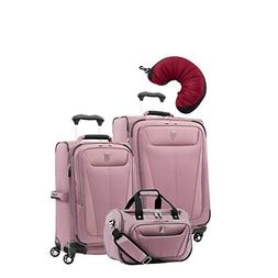 "Travelpro Maxlite 5 | 4-PC Set | Soft Tote, 21"" Carry-On & 2"