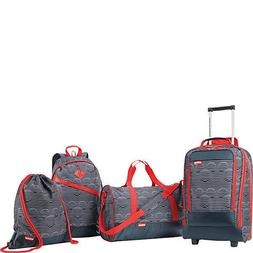 American Tourister Mickey 4 Piece Luggage Set - Mickey Mouse