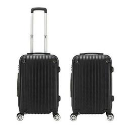 "New 20"" Hardshell Luggage Travel Bag ABS Trolley Suitcase 4"