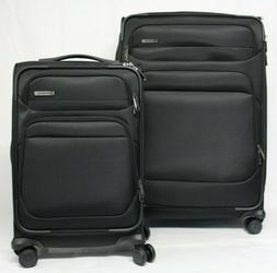 new Samsonite Epsilon NXT 2-Piece Softside Travel Luggage Sp