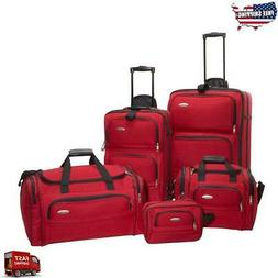 *NEW* Samsonite Nested Luggage 5 Piece Suitcase Set 5 Differ