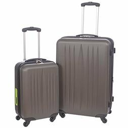 """NWT Swiss Travel Product Set 2 PCs 20"""" & 28"""" Tech Spinner Fo"""