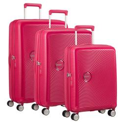 *NIOB* American Tourister Curio 3-Piece Hardside Luggage Set
