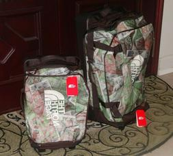 """NWT North Face Rolling Thunder Duffel Set of two bags - 30"""""""