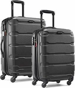 Samsonite Omni Hardside Expandable Luggage w/Spinner Wheels,