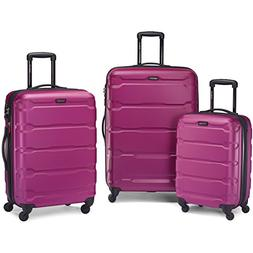 Samsonite Omni Hardside Luggage Nested Spinner Set  Radiant