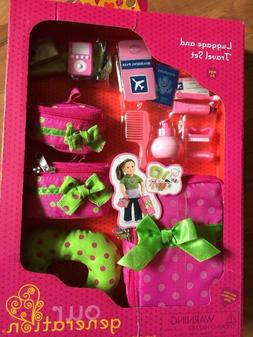 """Our Generation/18"""" for  American Girl Doll  Luggage Travel S"""