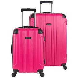 Kenneth Cole Reaction Out Of Bounds Hardside 4-Wheel Luggage