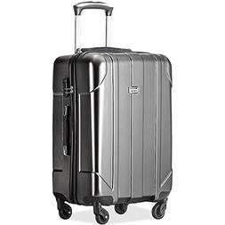 Merax P.E.T Luggage Light Weight Spinner Suitcase 20inch 24i