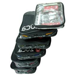 Zuca Pro Packing Pouch Set - Set of 5 Large Utility Pouches