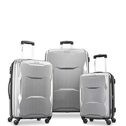 Samsonite Pivot 3 Piece Set Brushed Silver