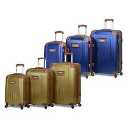 Dejuno Quest 3-Piece Hardside Spinner Luggage Set with TSA L