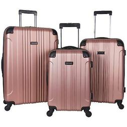 Kenneth Cole Reaction Luggage 4-Wheel Spinner Hardside 3-Pie