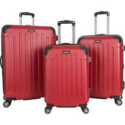 Kenneth Cole Reaction Renegade 3 Piece Lightweight Luggage S