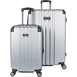 reverb 2 piece expandable luggage set new