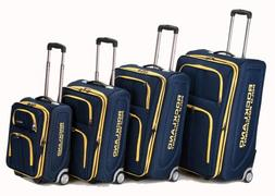 4 Piece Rockland Polo Luggage Set - by Fox Luggage