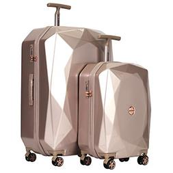 """kensie, Rose Gold, 2 PC Set 28"""" and 20"""""""
