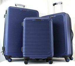 TRAVEL SELECT SAVANNAH 3 PIECE HARDSIDE SPINNER LUGGAGE SET