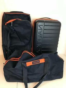 Nautica Sea Tide 3-Piece Luggage Set