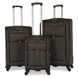 Set of 3 Luggage Set Travel Bag Trolley Spinner Carry On Sui