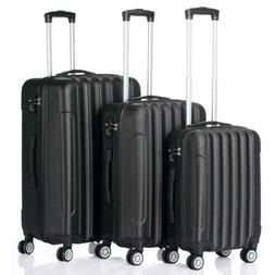 set of 3 luggage set travel bag