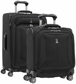 Travelpro Skypro Lite 2-Piece Expandable 8-Wheel Luggage Spi