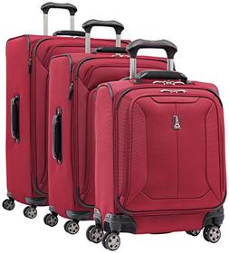 Travelpro Skypro Lite 3-Piece Expandable 8-Wheel Luggage Spi