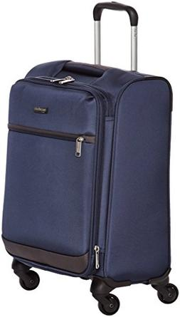 AmazonBasics Softside Spinner Luggage - 21-inch, Carry-on/Ca