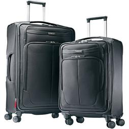 Samsonite Softside Versatility 2 Pc Dual 360 Expandable Spin